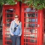 It had to be done ... photo with the red phone boxes ...