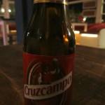 Spanish Cruzcampo cerveza