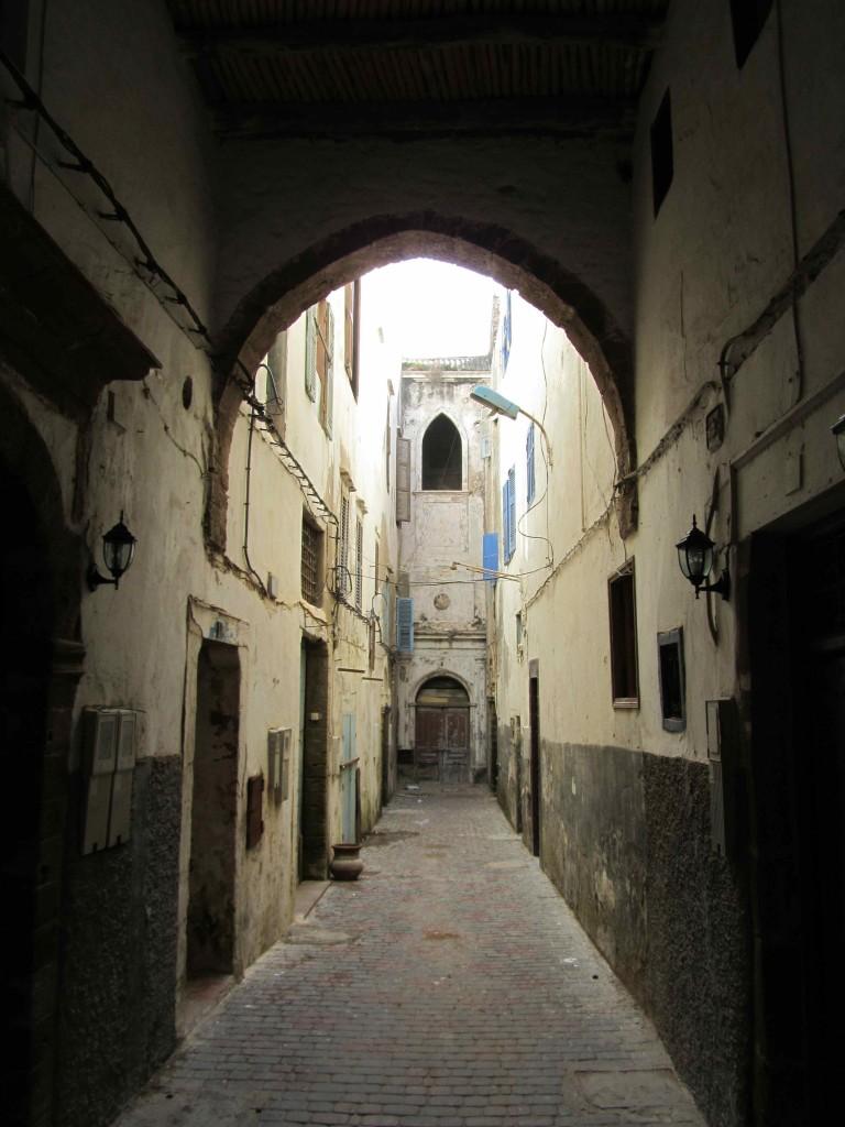 Essaouira medina street