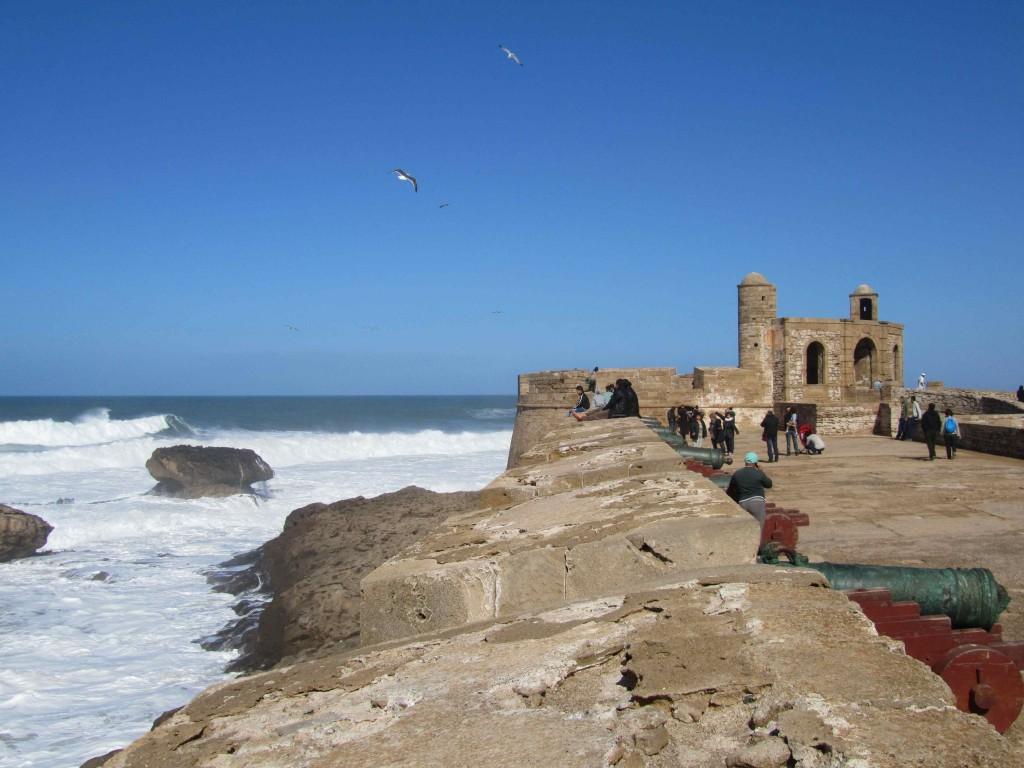 the ramparts of essaouira - photo #46