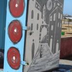 Graffiti Essaouira style