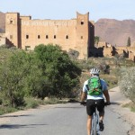 Crumbling Kasbah, built by the Glaoui family (local clan who controlled the Atlas pass in the late 1800s)