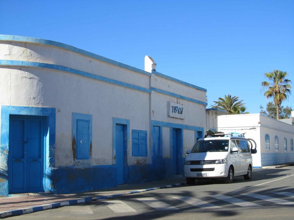 The Sidi Ifni Twist Club