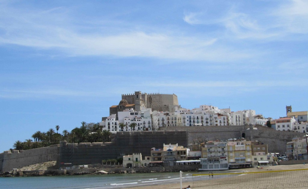The castle and old town of Peniscola