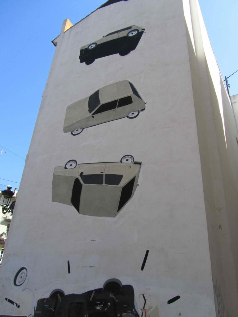 Valencia graffiti