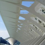 Valencia's Museo de las Ciencias, part of the City of Arts & Sciences