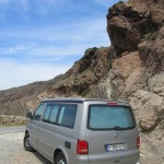A Cali on the Cabo de Gata coastal road