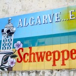 Algarve advertising tiles