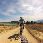 Cycling to the Barrancos de Gebas