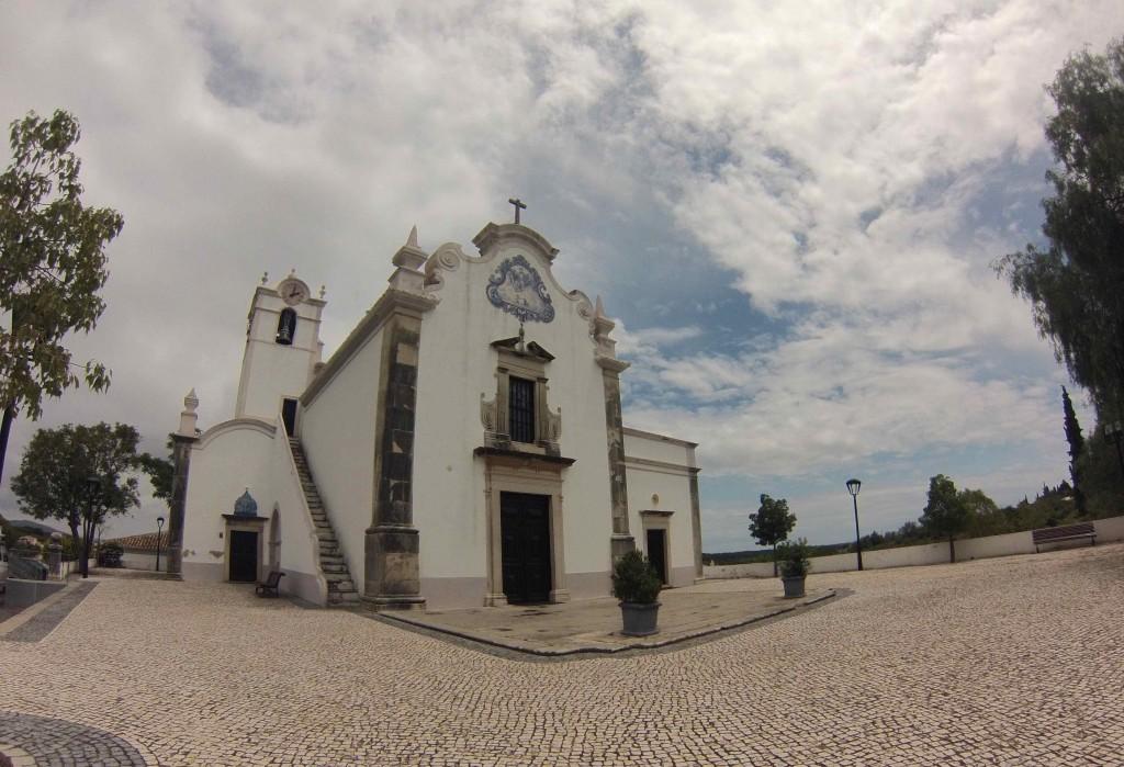 The Igreja de Sao Lourenco de Matos