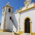 The church in Alvor