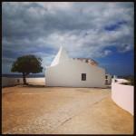 Algarve church, Praia Senhora da Rocha