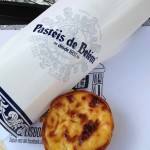 Heaven in a bite - pasteis de nata from Antiga Confeitaria de Belem