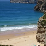 The magical Praia de Beliche, Sagres