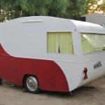 Cute caravan, Evora