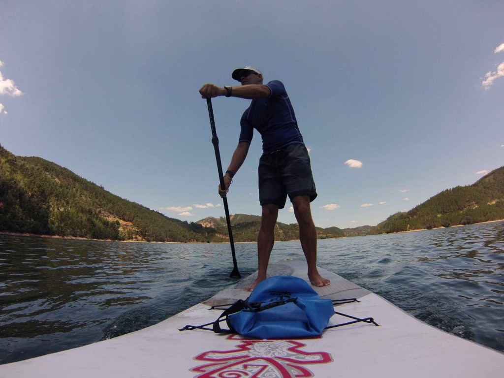 A day out SUPing