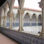 One of the many cloisters, Convento de Cristo