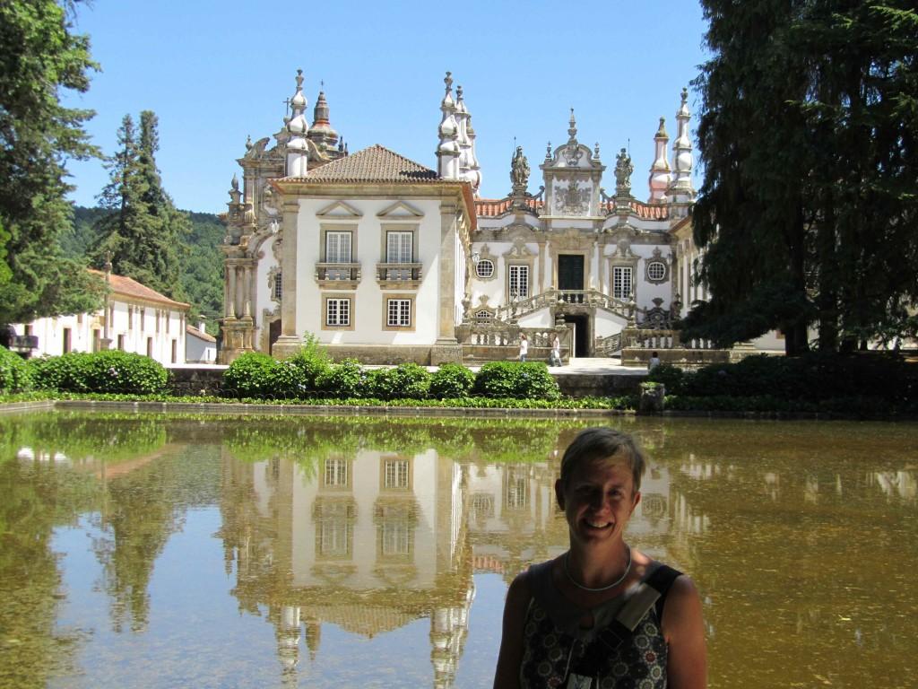 The Palacio de Mateus