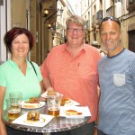 Pintxos in San Sebastian, with Sharron & Fraser