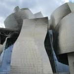 The Frank Gehry designed Guggenheim Museum, Bilbao