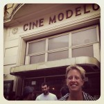 The Zarautz Surf Film Festival at the old Cine Modelo