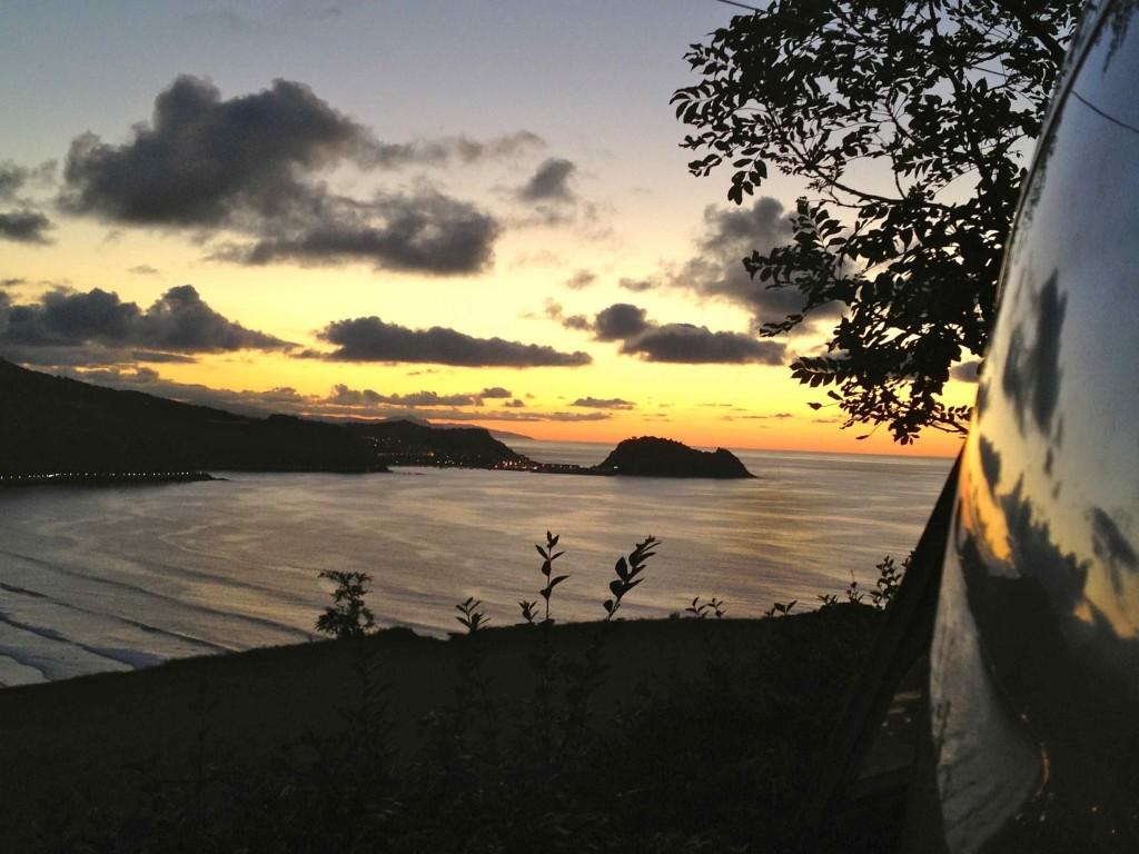 Yet another amazing sunset