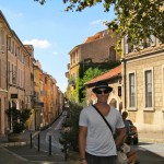 In Aix-en-Provence