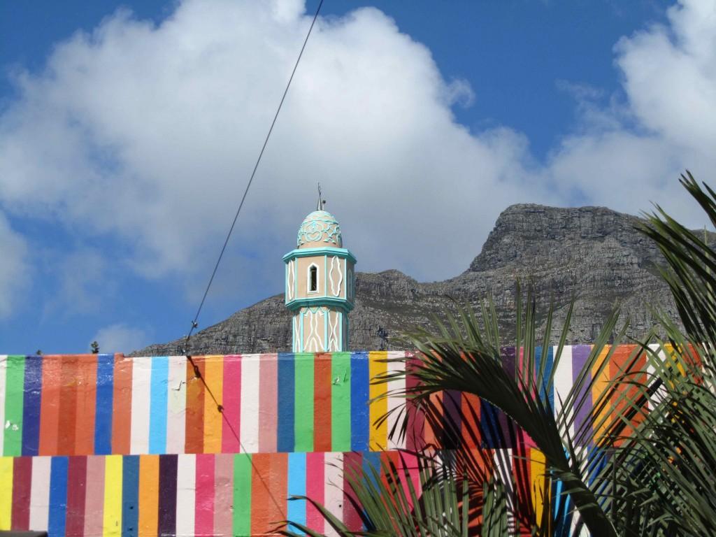 Cape Town colours - Woodstock