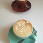 Enjoying Cape Town's coffee culture
