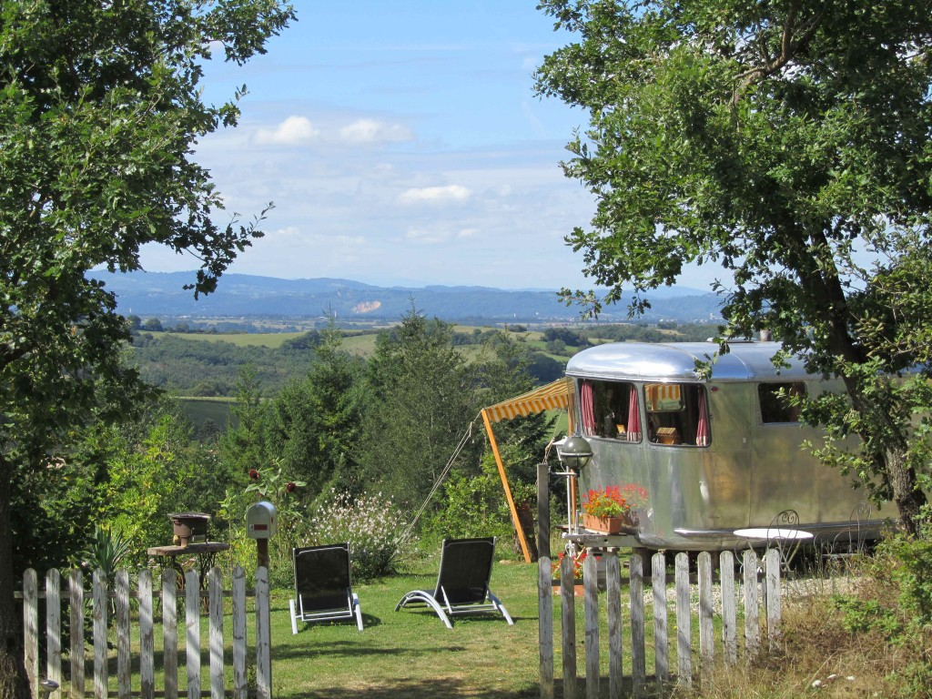 A Spartan Manor 1946 trailer at BelRepayre Trailer Park