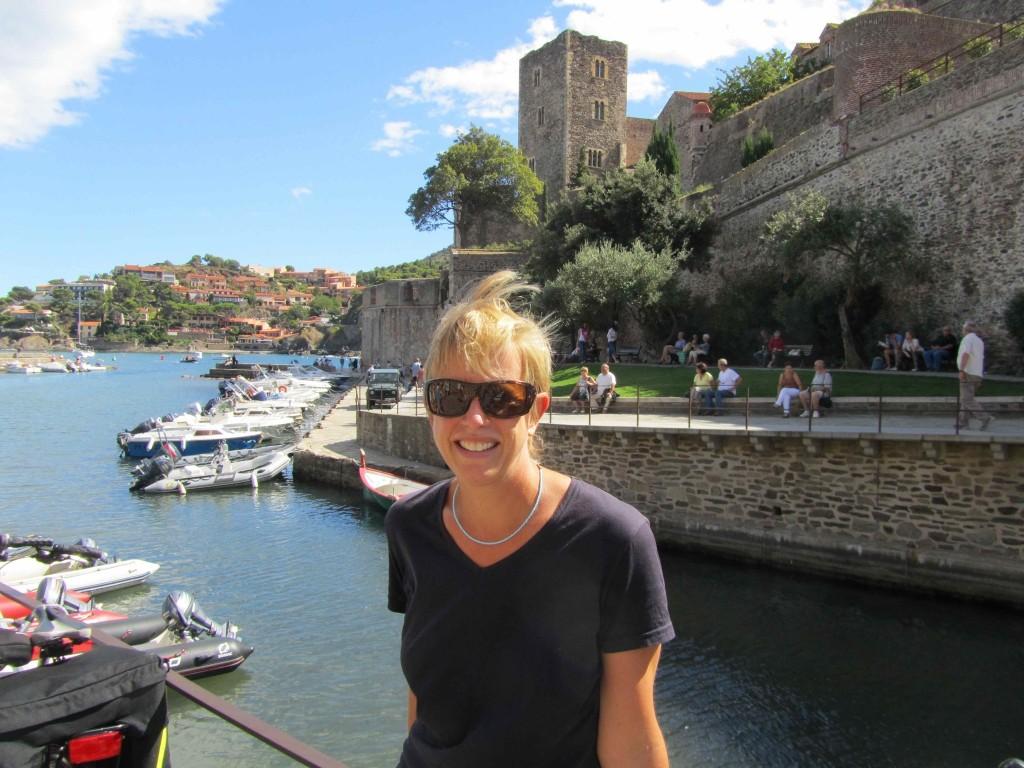 Enjoying Collioure