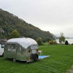 Camping Obsee, Lungern - alone in the field!