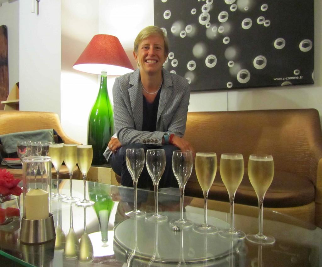 Flights of Champagne