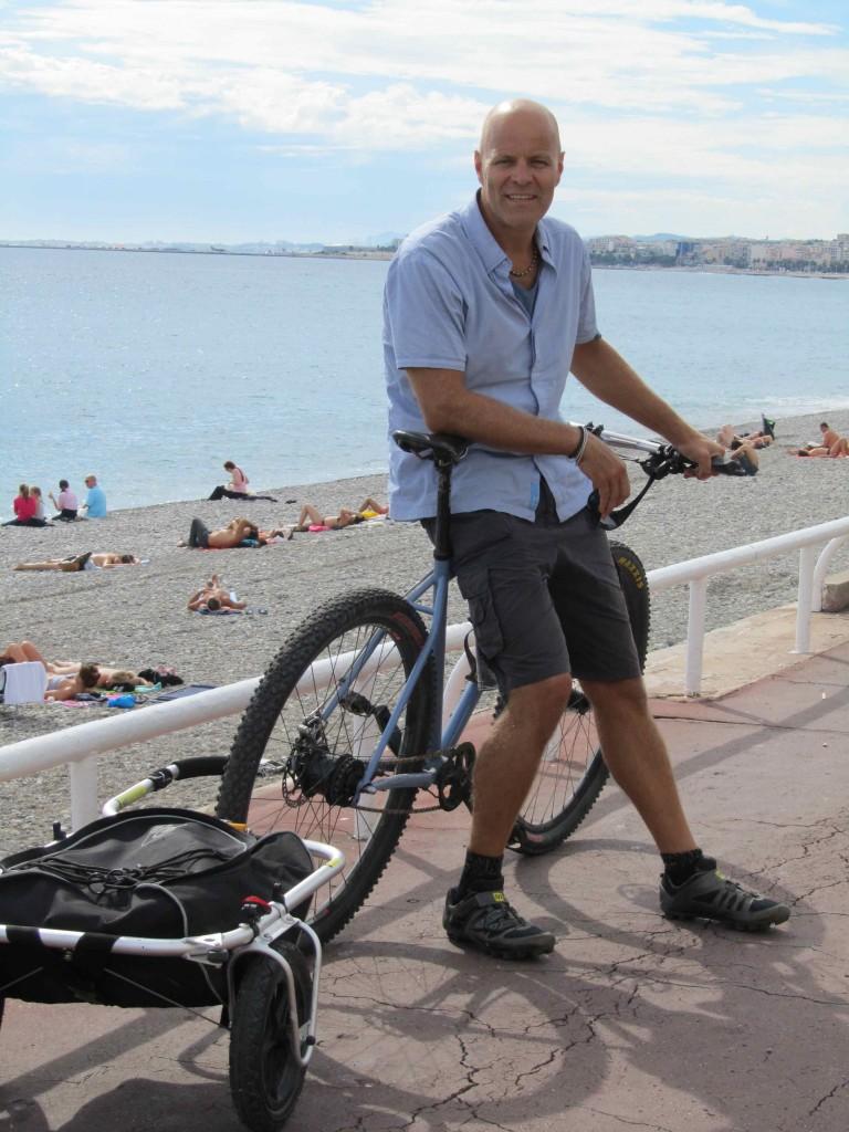 The Promenade des Anglais, Nice