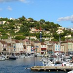 The pretty port of Cassis