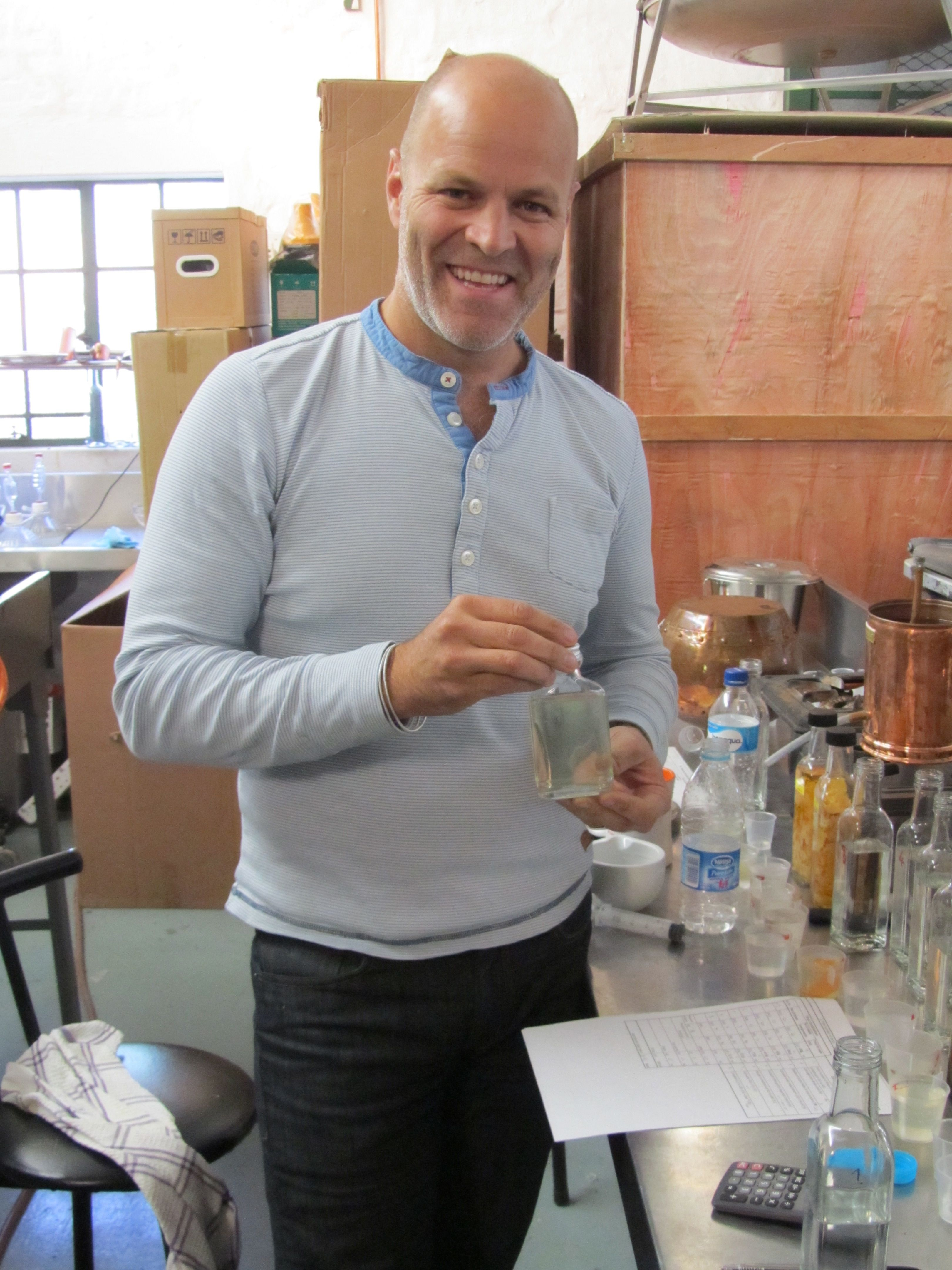Leigh's gin