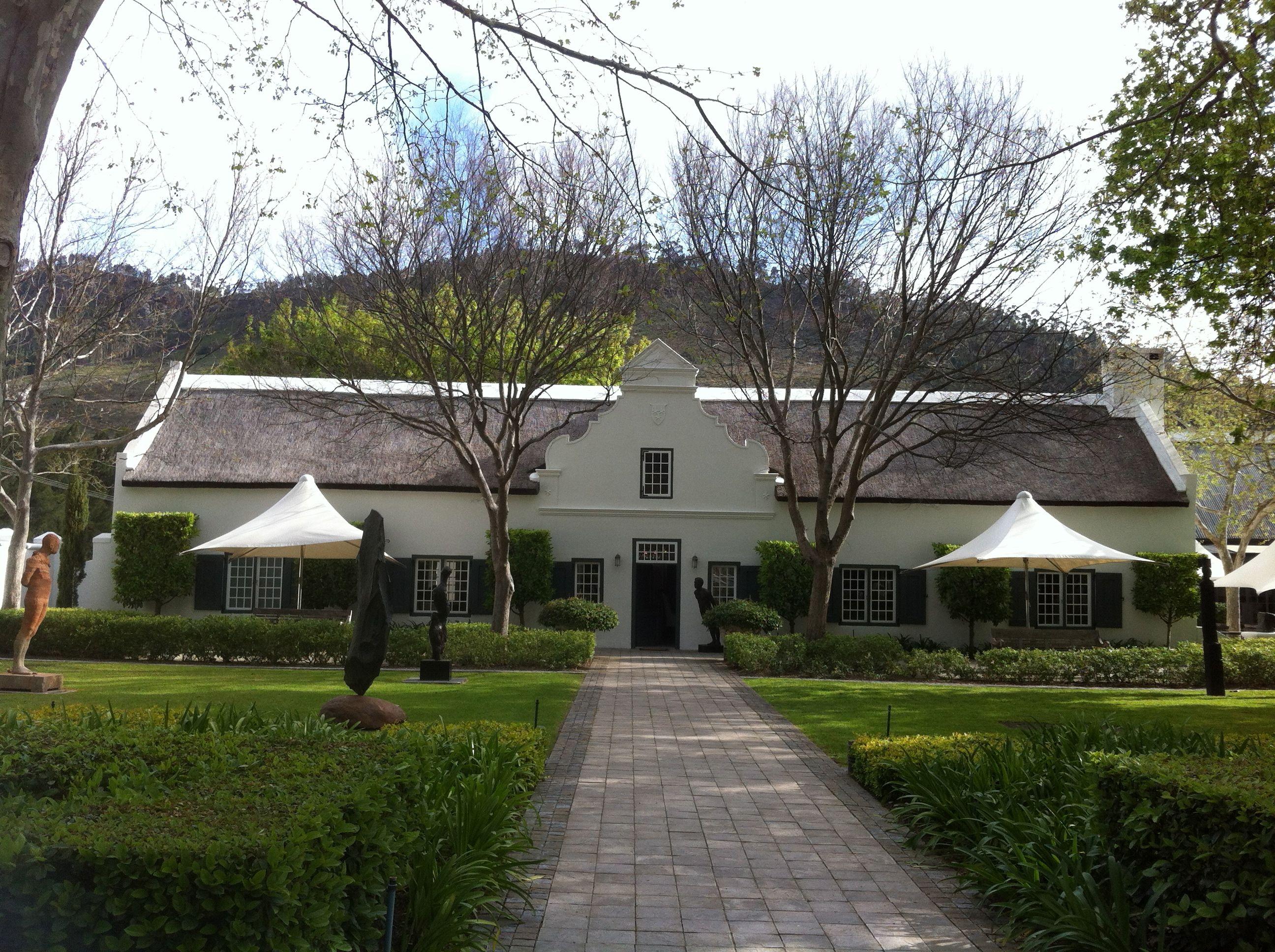 Grande Provence Estate, Franschhoek